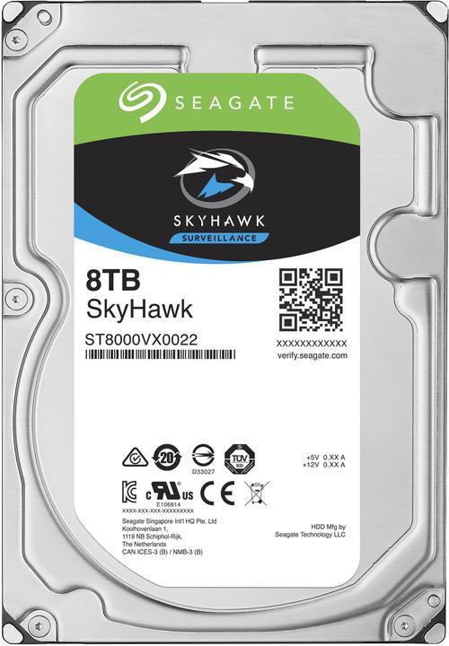 "Seagate SkyHawk, 3,5"" - 8TB"