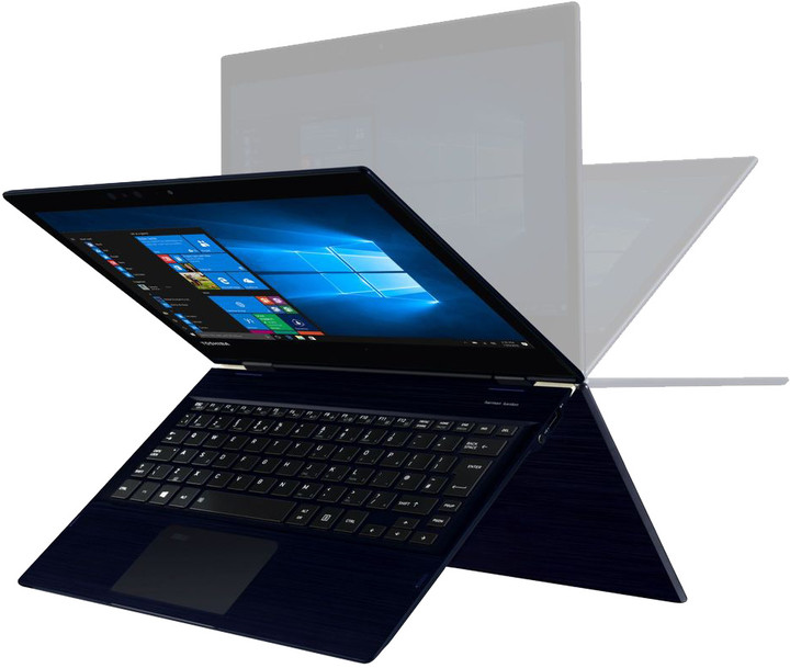 Toshiba Portégé (X20W-D-111), modrá