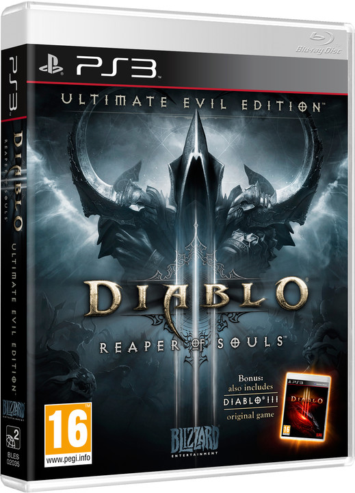 Diablo III: Reaper of Souls - Ultimate Evil Edition - PS3