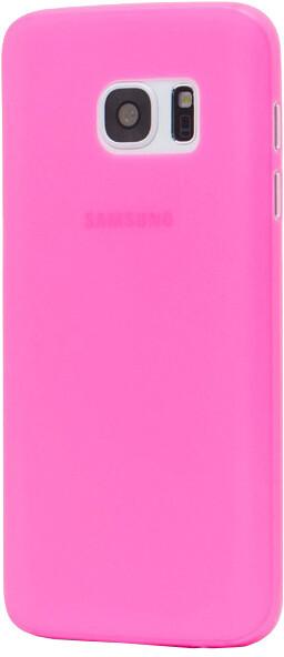 EPICO ultratenký plastový kryt pro Samsung Galaxy S7 TWIGGY MATT - růžová
