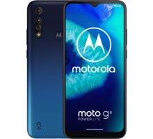 Motorola Moto G8 Power Lite, 4GB/64GB, Royal Blue - MOTOG8PWRLITEBLUE