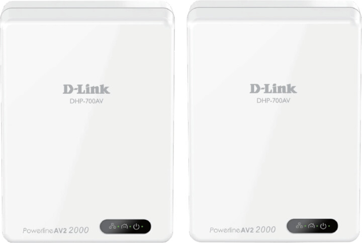 D-Link DHP-701AV/E, Powerline Starter Kit
