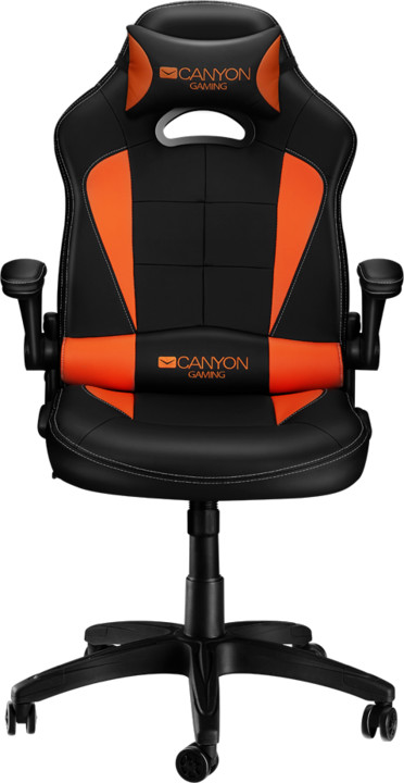 Canyon Vigil CND-SGCH2, černá/oranžová