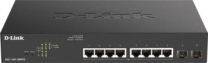 D-Link DGS-1100-10MPV2, NBD