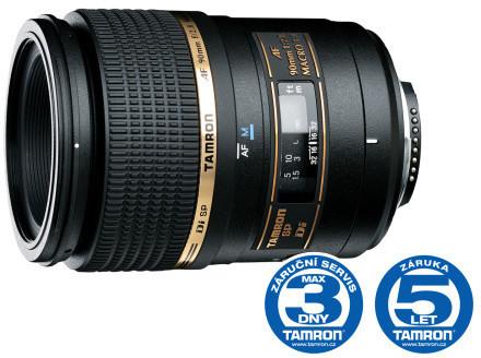 Tamron AF SP 90mm F/2.8 Di pro Nikon Macro