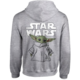 Mikina Star Wars: The Mandalorian - Child Sketch (XL)