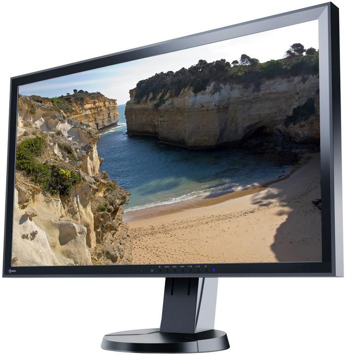 "EIZO FlexScan EV2736WFS-BK - LED monitor 27"""