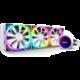 NZXT Kraken X73 RGB, bílá