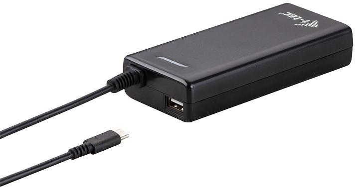 iTec USB-C univerzální nabíječka PD 3.0 + 1x USB 3.0, 112 W