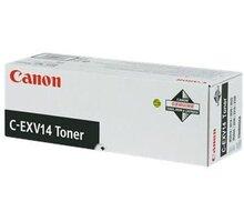 Canon C-EXV 14, černá - 0384B006