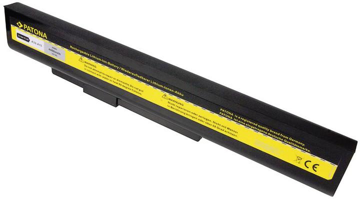 Patona baterie pro ntb MSI A32-A15 4400mAh Li-Ion 11,1V