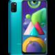 Samsung Galaxy M21, 4GB/64GB, Green Elektronické předplatné čtiva v hodnotě 4 800 Kč na půl roku zdarma