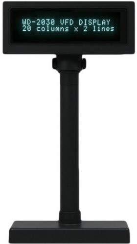 Capture WD-2030 - RS232, USB základna, černá