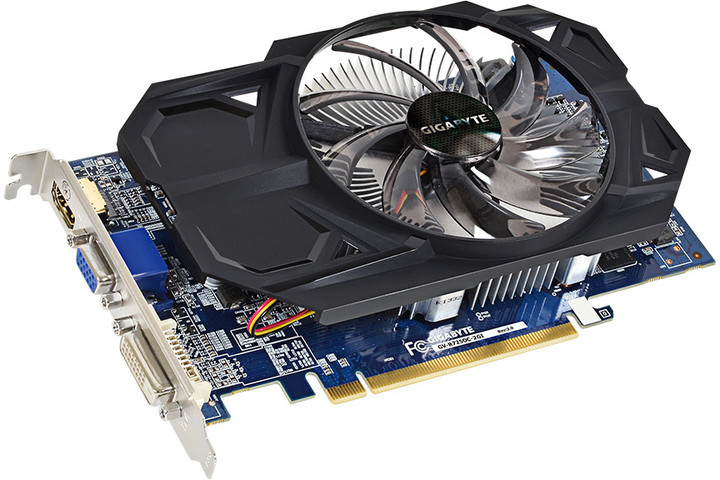 GIGABYTE R7 250 Ultra Durable 2 2GB