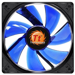 Thermaltake Longevity 120mm, blue LED