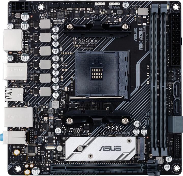 ASUS PRIME A320I-K - AMD A320
