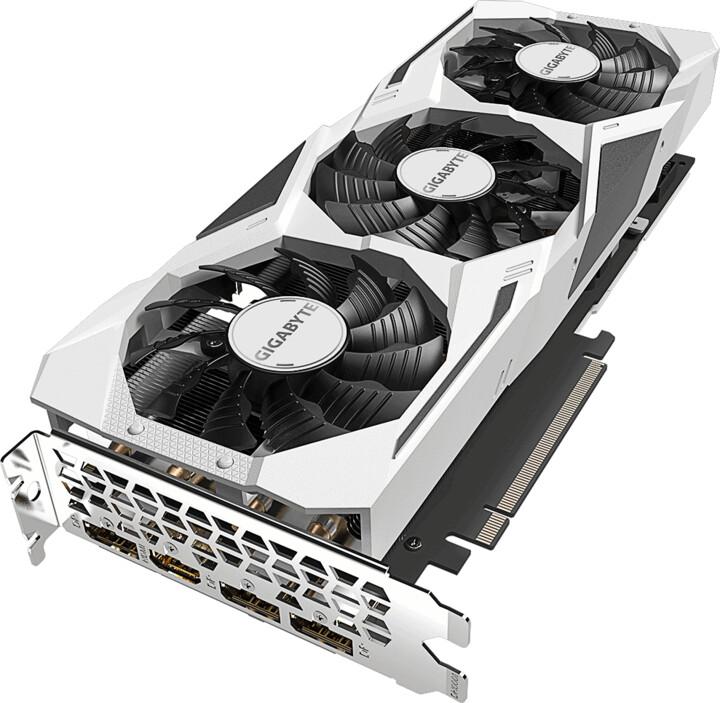 GIGABYTE GeForce RTX 2070 SUPER GAMING OC 3X WHITE 8G, 8GB GDDR6