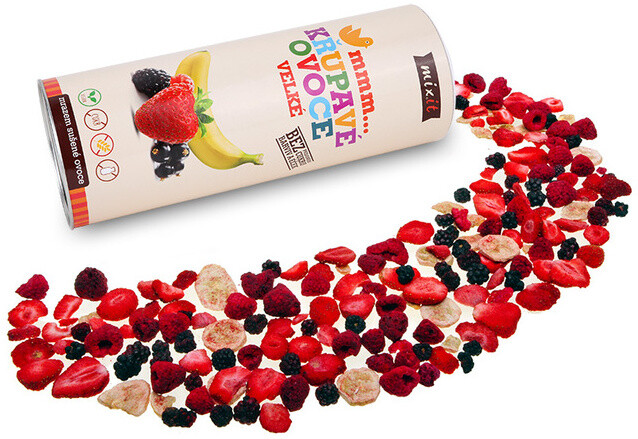 Mixit Velké Křupavé ovoce, 150g