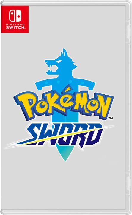 Pokémon Sword (SWITCH)