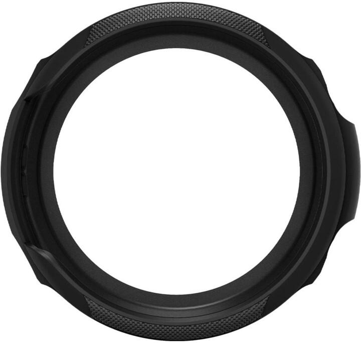 Spigen ochranný kryt Liquid Air pro Samsung Galaxy Watch 3, 45mm, černá