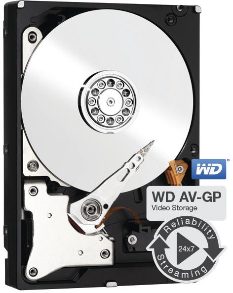 WD AV-GP RS - 750GB
