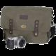 "Rollei Vintage Camera bag/brašna na zrcadlovku a 13"" NTB, zelená"