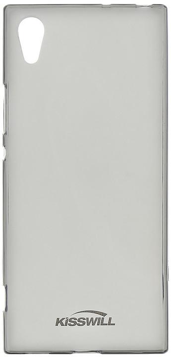 Kisswill TPU pouzdro pro Sony G3121 Xperia XA1, černá