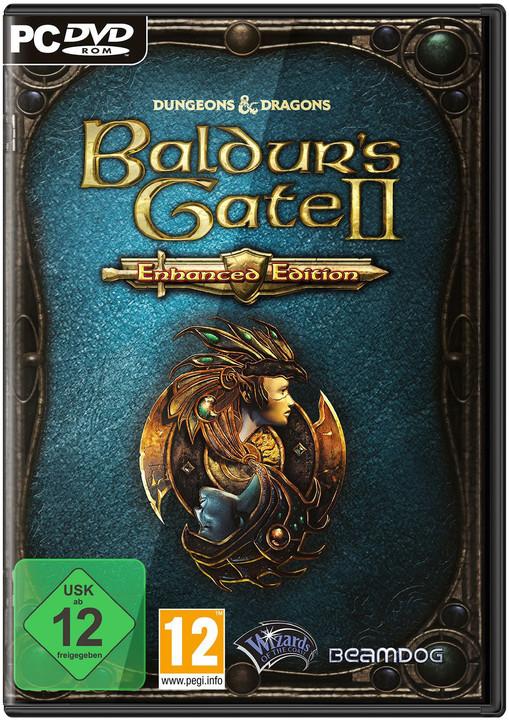 Baldur's Gate II - Enhanced Edition (PC)