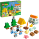 LEGO® DUPLO® Town 10946 Dobrodružství v rodinném karavanu
