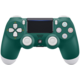 Sony PS4 DualShock 4 v2, alpine green  + Deliverance: The Making of Kingdom Come