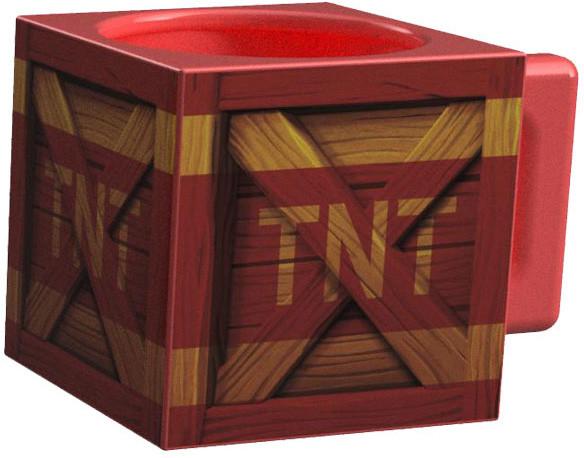 Crash Bandicoot - TNT krabice