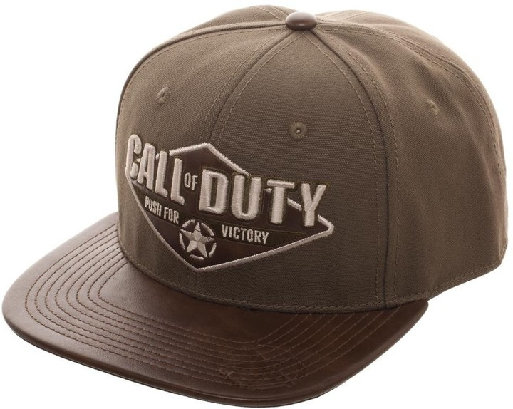 Call of Duty: WWII - Embroided Logo