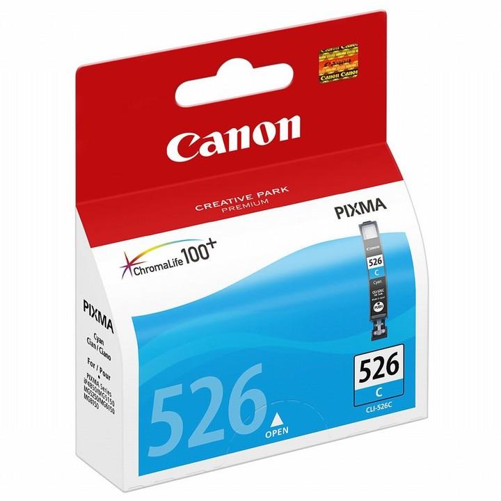 Canon CLI-526C, azurová