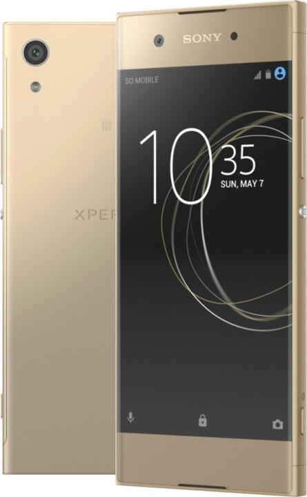 Sony Xperia XA1 Dual G3112, Dual SIM, zlatá