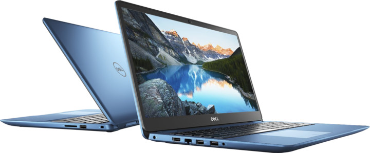 Dell Inspiron 15 (5584), modrá