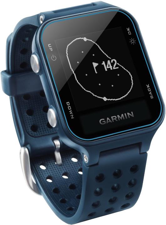 Garmin Approach S20 Lifetime, modrá