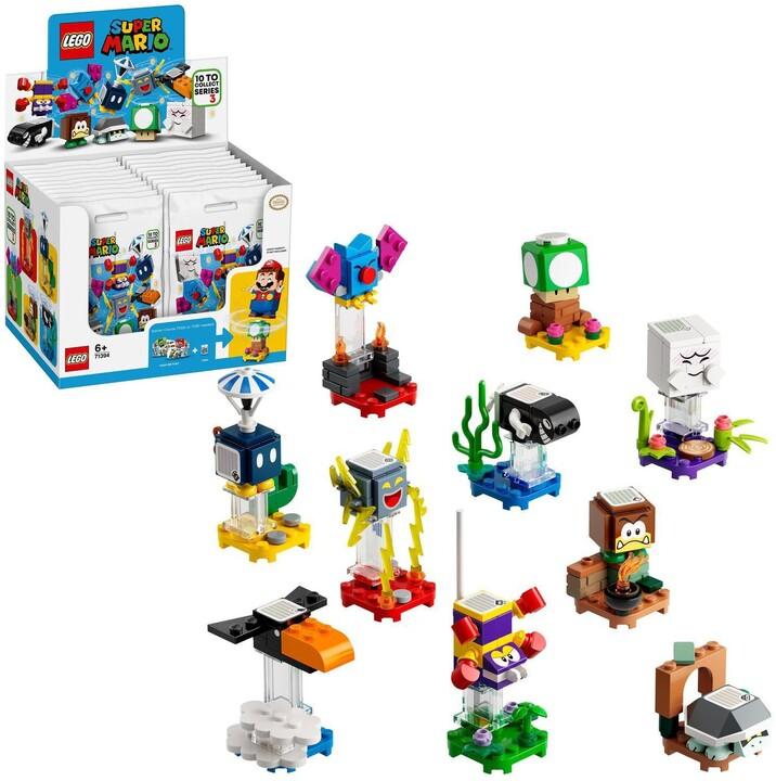 LEGO® Super Mario™ 71394 Akční kostky – 3. série
