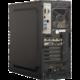 HAL3000 Battlebox Essential 3G by MSI, černá