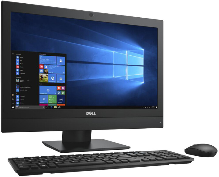 Dell OptiPlex 22 (5250), černá
