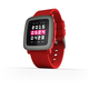 Pebble SmartWatch Time, červená
