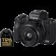 Canon EOS M50, černá + EF-M 15-45mm IS STM  + Ponožky se vzorem - velikost 38 - 42 v hodnotě 219 Kč + 100Kč slevový kód na LEGO (kombinovatelný, max. 1ks/objednávku)
