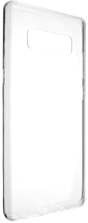 FIXED TPU gelové pouzdro pro Samsung Galaxy Note 8, čiré
