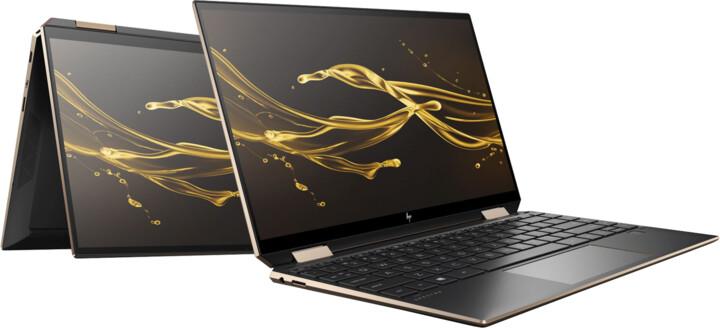 HP Spectre x360 13-aw0103nc, černá