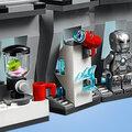 LEGO Marvel Super Heroes 76125 Iron Man a jeho obleky
