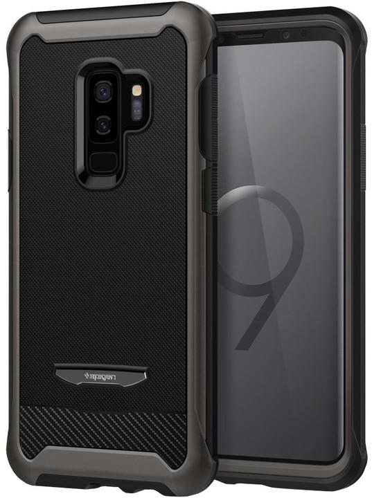 Spigen Reventon pro Samsung Galaxy S9+, gunmetal