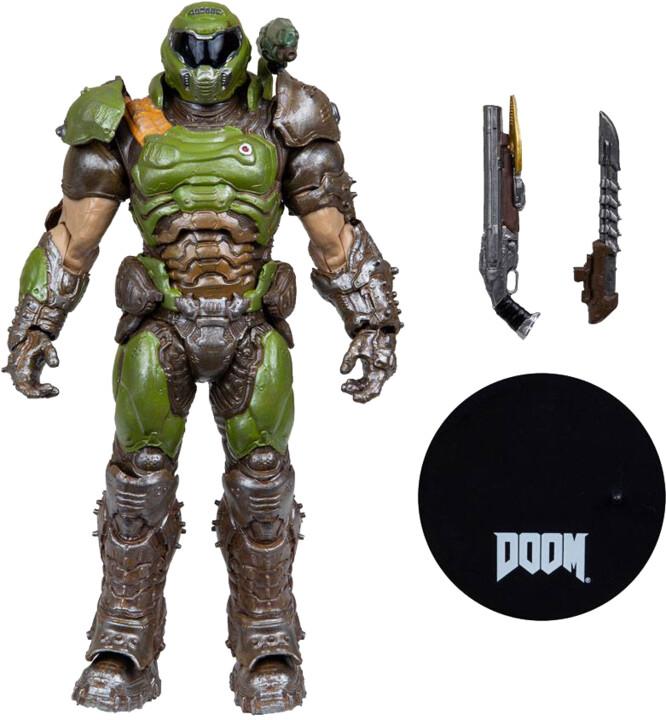 Figurka Doom: Eternal - Doom Slayer (McFarlane)