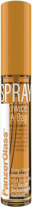 PanzerGlass desinfekční antibakteriální sprej Spray Twice a day, 8ml (v ceně 249,-)
