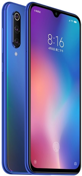 Xiaomi Mi 9SE, 6GB/64GB, modrá
