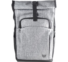 "Acer Predator RollTop JR. batoh pro 15.6"" šedo- černý - NP.BAG1A.292"