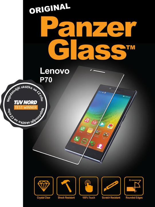 PanzerGlass Standard pro Lenovo P70, čiré